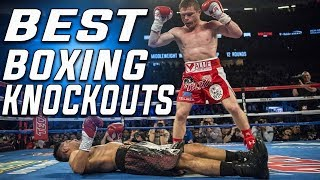 The Best Boxing Knockouts (Boxing Highlights)