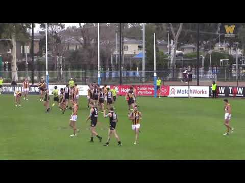 Round 19 highlights: Werribee vs Box Hill