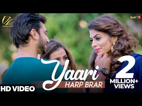Yaari - Harp Brar (Full Song) Latest Punjabi Song