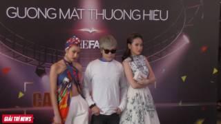 """Khánh Ngân hội ngộ Lilly Nguyễn, Ngân 98 """"đại náo"""" vòng casting The Face 2017"""