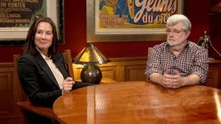 Part 2: George Lucas and Kathleen Kennedy: Getting Started on the New Star Wars Films