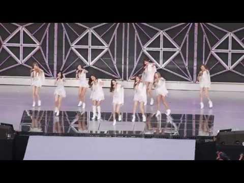 140815 SM콘서트 소녀시대 다시 만난 세계