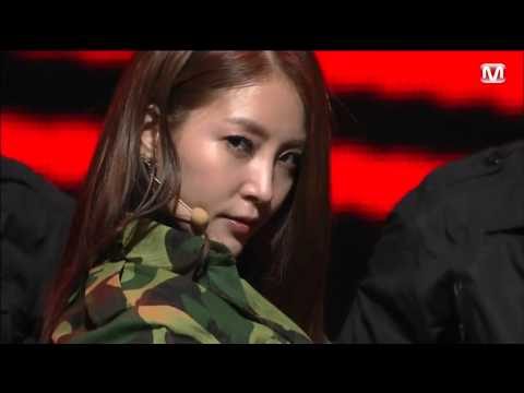120802 BoA - The Shadow + Only One (Feat.EunHyuk Super Junior)