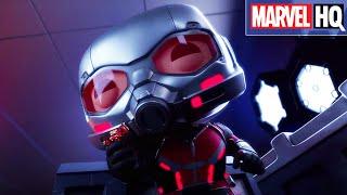 Marvel Shorts: Compilado 2   Disney XD Oficial