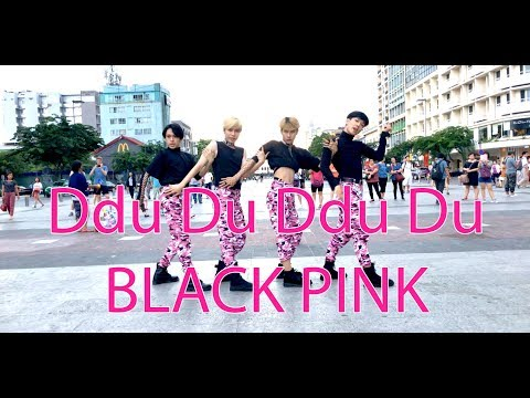 [KPOP IN PUBLIC CHALLENGE] BLACKPINK - '뚜두뚜두 (DDU-DU DDU-DU)'  by Heaven Dance Team from Vietnam
