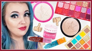 THE BEST & WORST JEFFREE STAR COSMETICS PRODUCTS