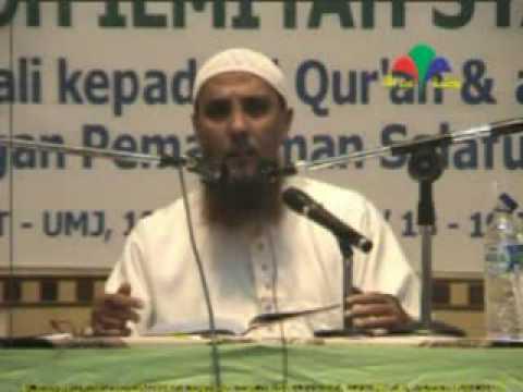 Kembali kepada Al-Quran dan As-Sunnah (3 of 4)