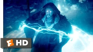 Warcraft - Lightning Barrier Battle Scene (4/10) | Movieclips