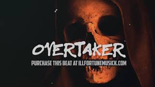 """Overtaker"" Underground Old School Hip Hop Instrumental Dark Rap Beat Prod. ILL Fortune"