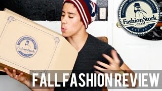 FASHION STORK (UNBOXING HAUL & REVIEW): STYLE AT YOUR DOOR | JAIRWOO