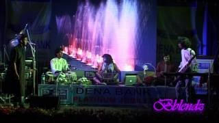 Kunal Saha - Kunal Saha with his band Blendz: Mystic Touch, an original composition