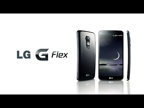 LG G Flex - Pametan telefon koji se regeneriše