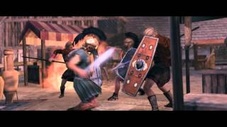 August Warriors and Daughters of Mars march onto Total War: Rome II