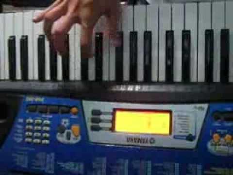 Mala fama - Soy mala fama teclado