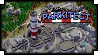 Parkitect - Theme Park Simulator