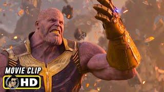 AVENGERS: INFINITY WAR Clip - Thanos vs Doctor Strange (2018) Marvel