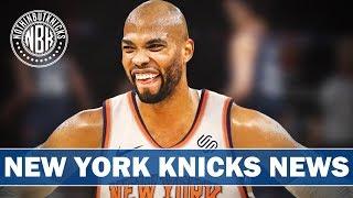 New York Knicks News | Taj Gibson | Dennis Smith Jr. | Julius Randle