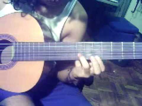 El Aguacate - Julio Jaramillo como tocar punteo