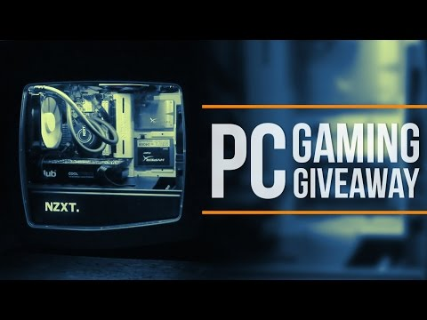 [CLOSED] The Epic AMD Gaming PC International Giveaway [CLOSED]