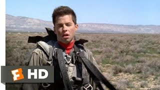 Hot Shots! (4/5) Movie CLIP - Emergency Medical Care (1991) HD
