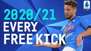 EVERY Free Kick Goal of the Season | 2020/21 | Serie A TIM