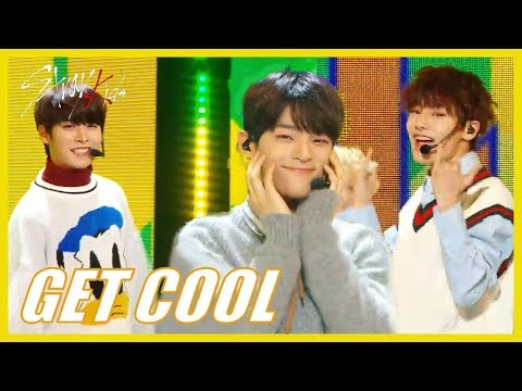 [HOT] Stray Kids  - Get Cool , 스트레이 키즈 -  Get Cool Show Music core 20181201