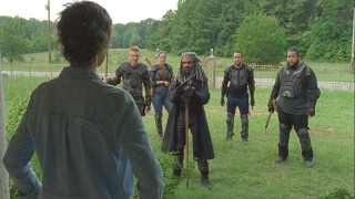 Who's Death Will Make King Ezekiel Join The Fight? The Walking Dead Discussion (S7E10)