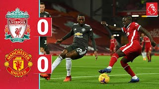 Highlights: Liverpool 0-0 Man Utd | Top of the table clash ends goalless at Anfield
