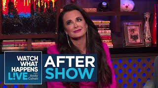 After Show: Kyle Richards On Kylie Jenner's Pregnancy | RHOBH | WWHL