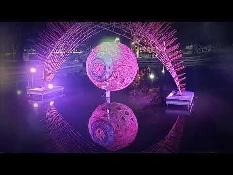 《節日》【屏東】2019屏東公園聖誕裝置藝術