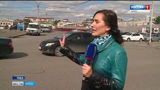 Завтра в Омске закроют для движения транспорта улицу Бударина