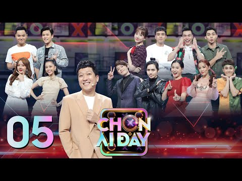 Chọn Ai Đây | Tập 5: Quang Trung bất ngờ tiết lộ từng