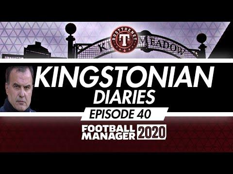 Kingstonian Diaries - Bilesa -  40 - Football Manager 2020