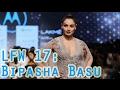 LFW 17: Bipasha Basu mesmerizes in floor length gown