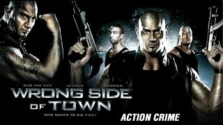Wrong Side of Town | ACTION Movies | Lara Grice | Dave Bautista | Hollywood Action Full Movie