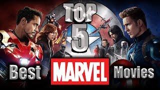 Top 5 Best Marvel Movies