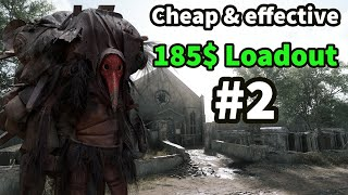 Hunt: Showdown - Solo Educational Gameplay #2 [Cheap and Effective Loadout]