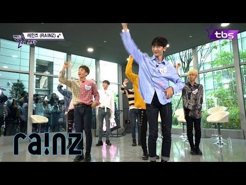 RAINZ again PD101 cover EXO BEAST 2PM Flo-Rida