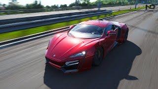 Đua xe trên cao tốc bị cảnh sát rượt và cái kết | Forza Horizon 4 #20