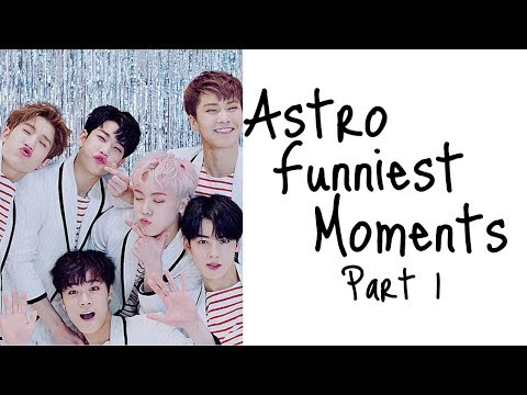 Astro funny moments (Part 1)