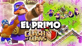 ¡¡EL PRIMO EN CLASH OF CLANS!! TROPA NUEVA QUE ESTÁ ROTISIMA