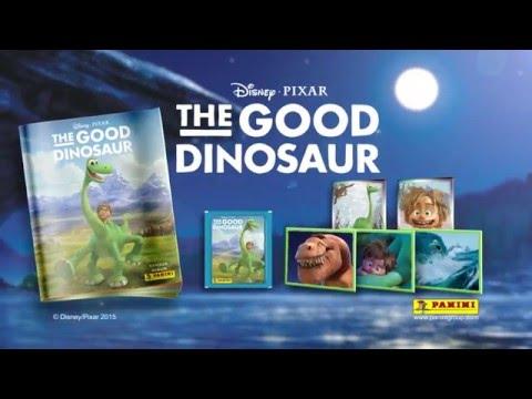 The Good Dinosaur stickercollectie van Panini