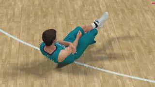 NBA 2K19 My Career EP 18 - Meter Loser and Injury!