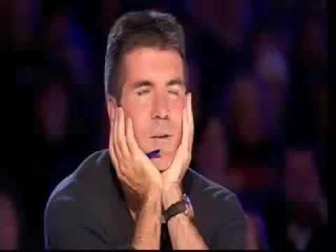 Susan Boyle Owns Simon Cowell (High Quality!!)