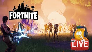 Fortnite - Save the World - Cat 4 Storm! W/ Friends!