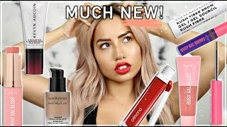 10+ NEW PRODUCTS FROM ULTA & SEPHORA ! LET'S TRY TOGETHER | GIVEAWAY