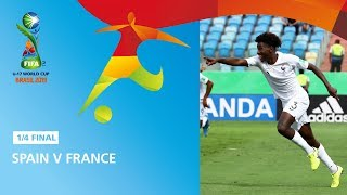 Spain v France Highlights - FIFA U17 World Cup 2019 ™