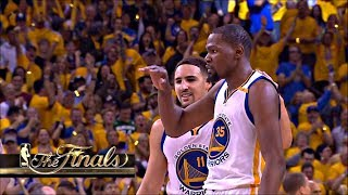 Warriors 2017 Finals: Game 2 vs cavaliers (6-4-2017)