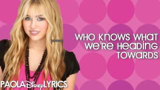 Hannah Montana - I'll Always Remember You (Lyrics Video) HD