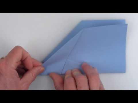 Како да направите авионче од хартија кое руши светски рекорди?